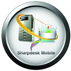 SHARP SHARPDESK MOBILE